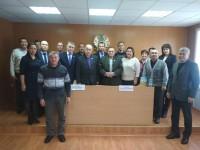Рабочий визит депутата Мажилиса Парламента Республики Казахстан Косарева Владислава Борисовича
